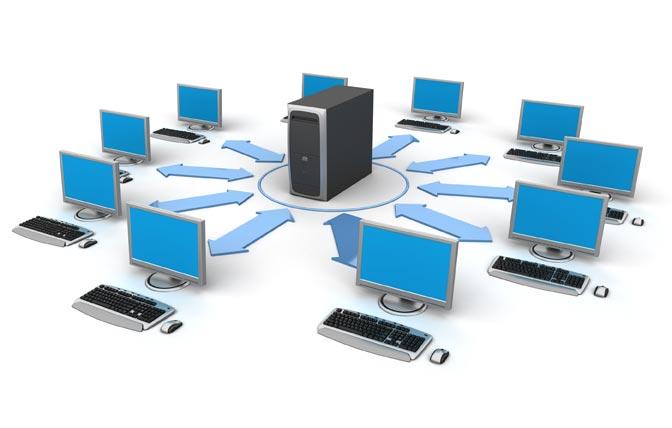 Netwerkoplossingen KMO - PC Aid diensten