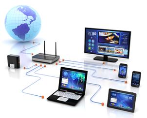 Thuisnetwerk - PC Aid diensten